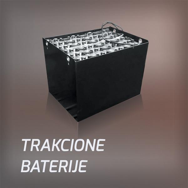 Trakcione baterije